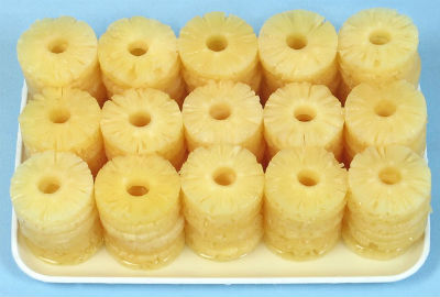 canned pineapple slices - Pineapple Rava Pongal