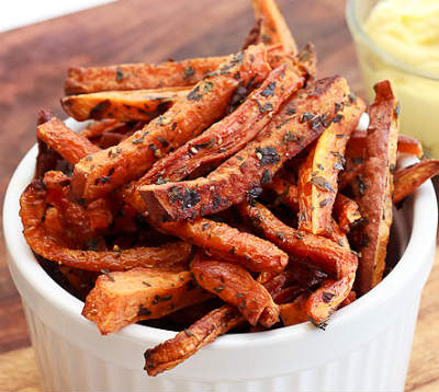 carrot fries - Carrot Fries