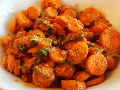 carrot pickle - Carrot Pickle