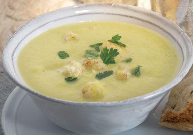 cauliflower soup - Cauliflower Soup