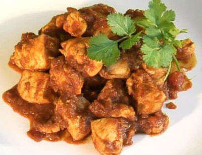 Spicy Chicken Chunks