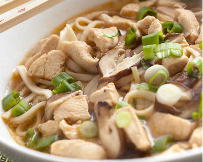 chicken udon soup - Chicken Udon Soup
