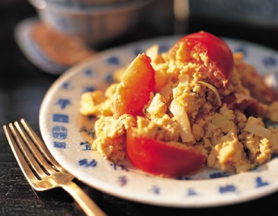 Chinese Scrambled Eggs