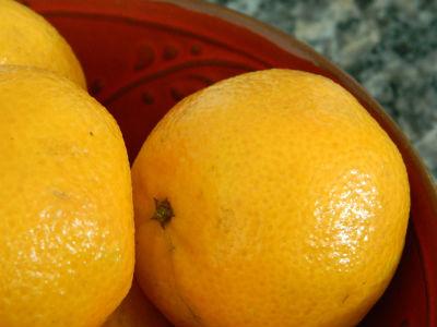citron - Kadarangai Oorugai (Small Citron Pickle)