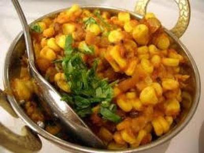 corn curry - Corn Curry