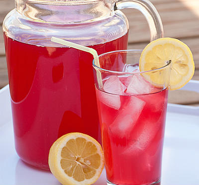 cranberry lemonade - Cranberry Lemonade