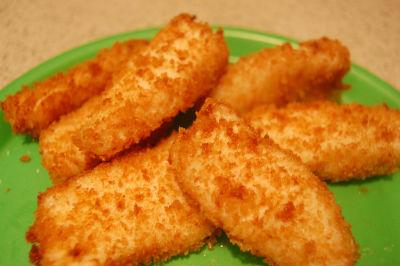 crispy fish fillets - Crispy Fried Fish Fillets in Sweet and Sour Sauce