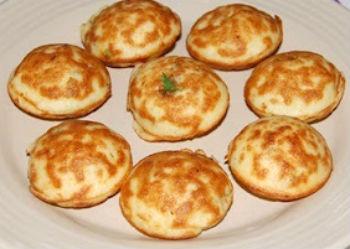 Egg Kara Paniyaram