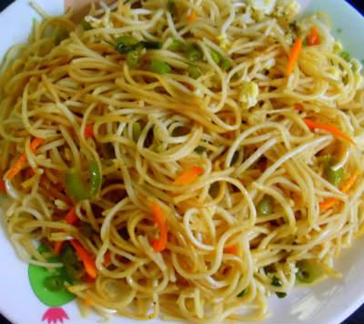 egg noodles - Egg Noodles