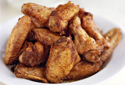 five spice chicken wings - Five Spice Chicken Wings