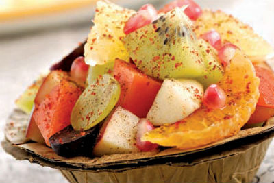 fruit chaat - Fruit Chaat