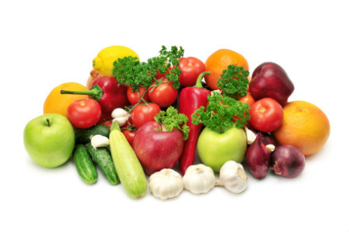fruits vegetables - Foods That Help You Burn Fat