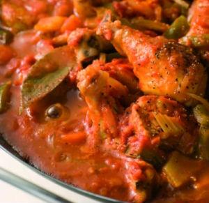 galinha cafreal - Galinha Cafreal (Spicy Fried Chicken)
