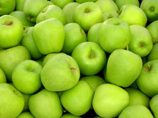 green apples - Health Benefits of Green Apples