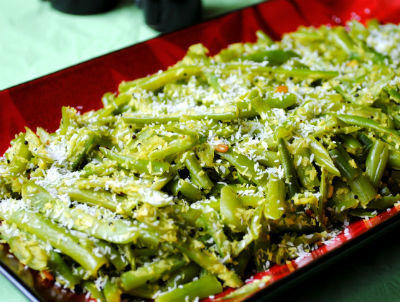 green beans coconut - Green Beans with Coconut