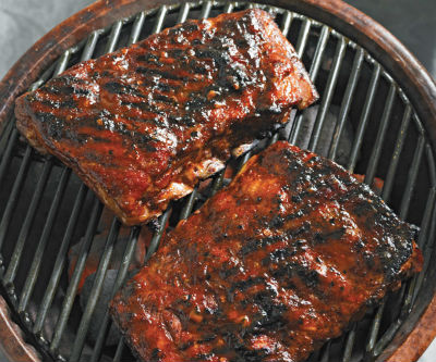 grilled spareribs - Grilled Lemongrass Spareribs