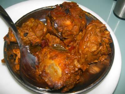 Guntur Chicken