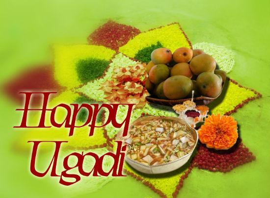 Happy Ugadi / Gudi Padva / Vishu