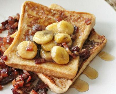 honey french toast - Honey French Toast