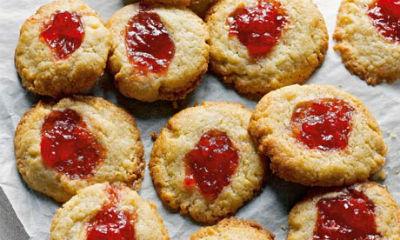 jam biscuits - Jam Biscuits