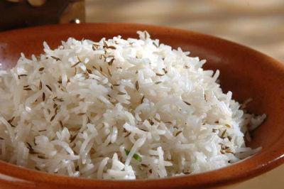 jeera rice - Cumin Seed Rice