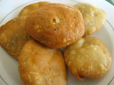 kachori - Green Gram Wheat Kachori