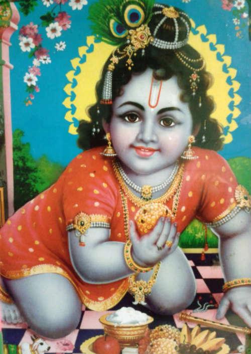 Krishna Jayanthi (Gokulashtami)
