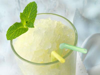 lemon granita - Lemon Granita