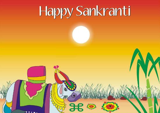 Makar Sankranti - The Harvest Festival