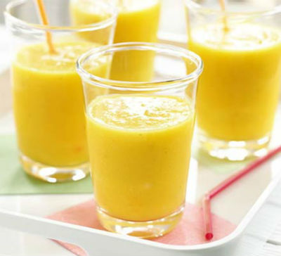 Mango and Banana Shake