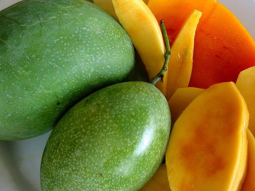 mangoes - Mampazha Kalan