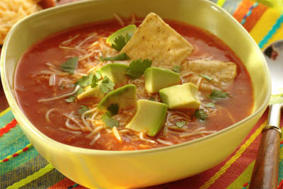 mexican tortilla soup%20 - Mexican Tortilla Soup