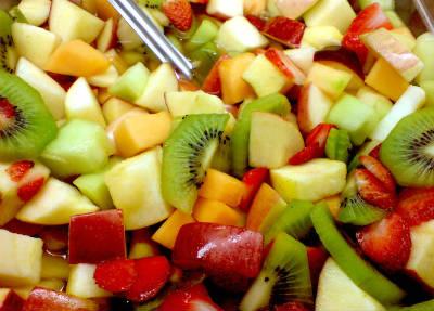 mixed fruits - Fruits Kozhukattai