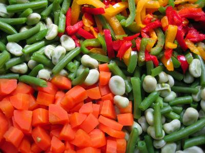 mixedvegetables - Vegetable Gravy