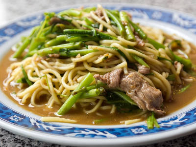 Mutton Fried Noodles