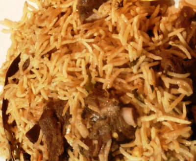 mutton pulao - Mutton Pulao