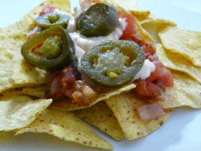 nachos recipe - Nachos
