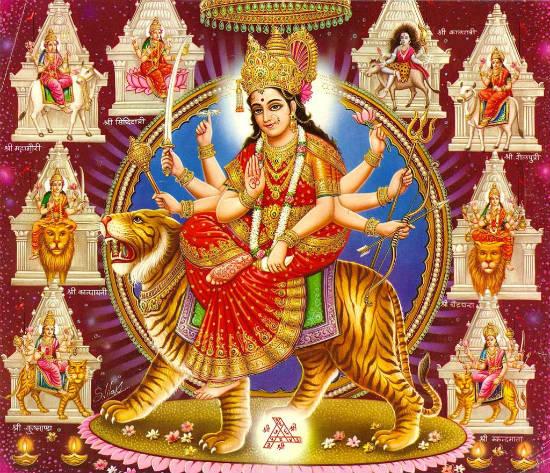 Navratri - Durga Puja