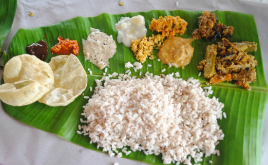 Onam Sadhya
