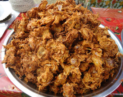 Onion Thool Pakoda