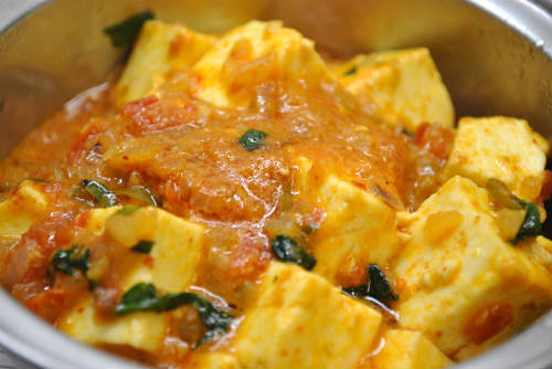 paneer dishes - 20 Popular Paneer Dishes