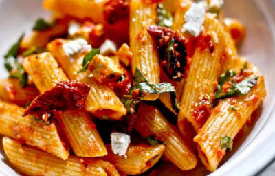 pasta roasted tomato sauce - Pasta with Roasted Tomato Sauce