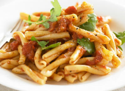 Pasta with Arrabiata Sauce