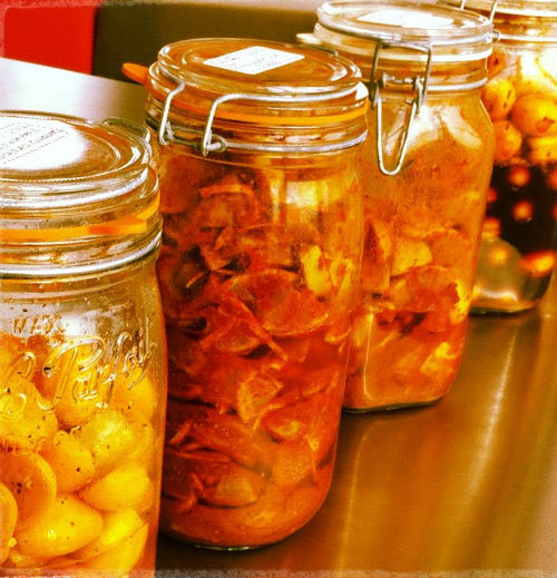 pickles - Ten Most Popular Pickles in India