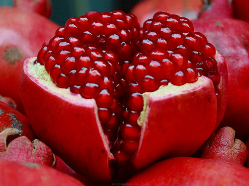 "pomegranate - The Health Benefits of ""Super Fruit"" Pomegranate"