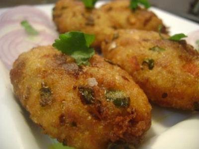 potato kabab - Potato Kabab