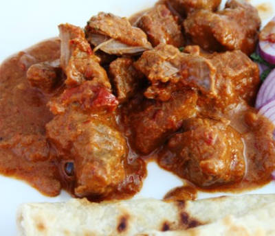 Banjara Mass / Rajasthani Mutton Curry