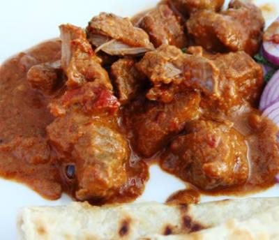 Banjara Mass / Rajasthani Mutton Curry