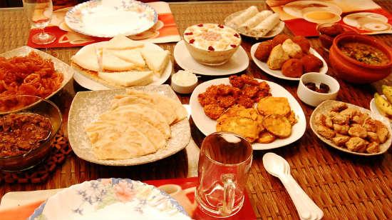 ramadan iftar food - Eid ul Fitr (Ramadan) Special Recipes