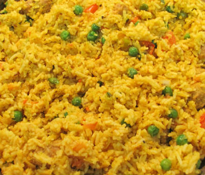 Hyderabad Rice Khichdi
